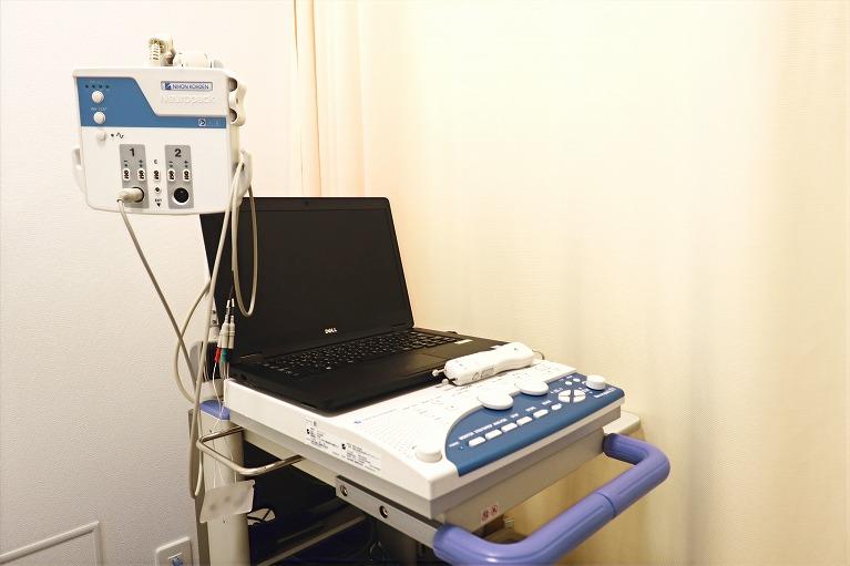 末梢神経伝導速度検査