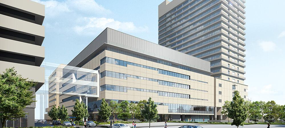 東京慈恵会医科大学付属病院との病診連携